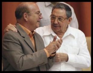 Raúl Castro  y Barnet
