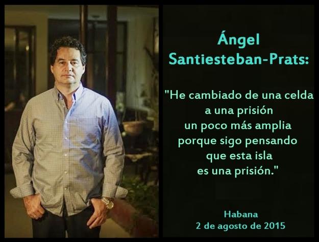 angel santiesteban cambia celda por prision mas amplia