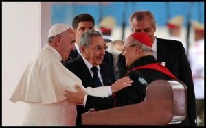 Francisco con Raúl y Ortega